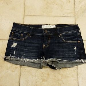 Abercrombie & Fitch shorts size 2 w26